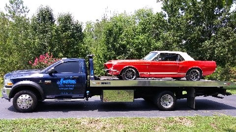24 Hour Towing Charlotte, NC